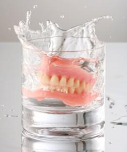 dentures versus dental implants